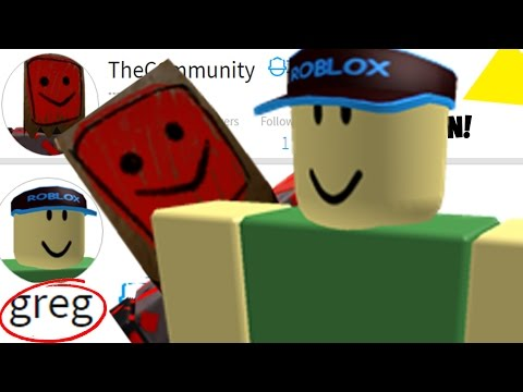 GREG IS COMING!!..Do NOT Play Roblox on MARCH 24TH!