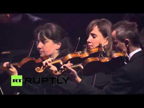 Beethoven symphony no.9 choral -Barenboim (2014)