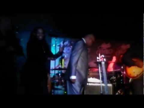 MICHAEL HENDERSON - Starship Rehearsal/Concert Performance Video Clip Hollywood Park Casino LA CA