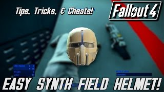Fallout 4 | Synth Field Helmet Location!