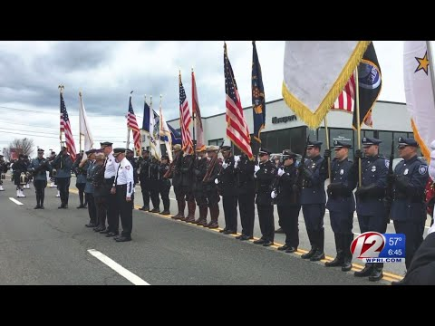 Aquidneck Island Police Parade held Sunday