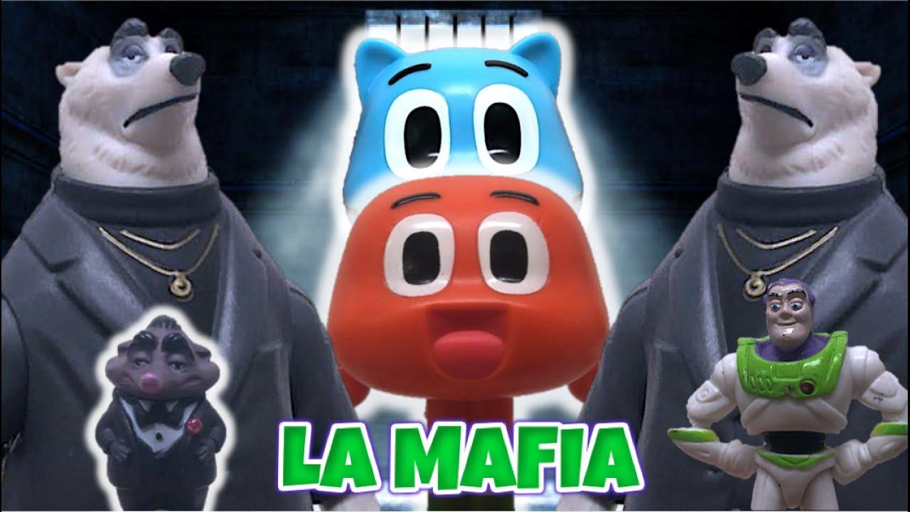 El Increíble Mundo de Gumball - LA MAFIA (Episodio #10)