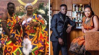 Splendid Ghanaian Traditional Wedding Vlog (Scott Evans & Wonder) #ScottsWeb