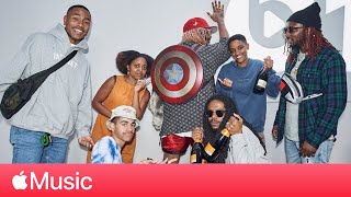 The Internet: Thundercat & Quinta Remember Mac Miller | Beats 1 | Apple Music