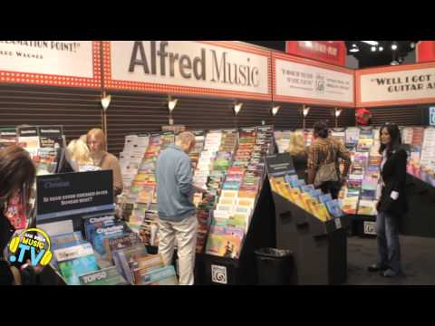 Daisy Rock Guitars & Alfred Music Publishing on San Diego Music TV at NAMM 2013