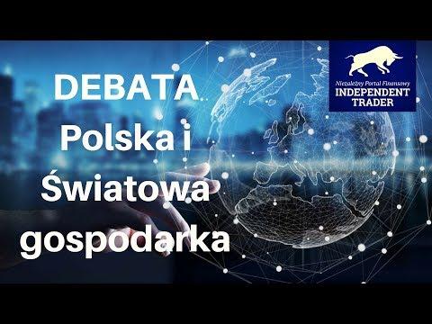 Debata dla XTB Masterclass - Polska i Światowa Gospodarka