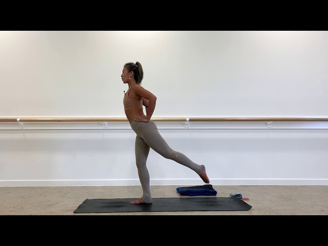30 min full body power Pilates with Yuka at The Floating Lotus Studio
