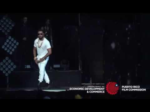 Zion y Lennox ft Daddy Yankee - Yo Voy y Tu Príncipe Live. (Motivan2)