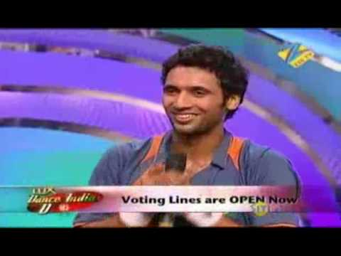 Lux Dance India Dance Season 2 March 12 '10 Punit