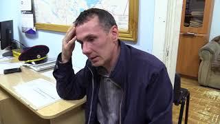 08.09.2017 ДТП пьяный сбил пешехода на ул. Ленина (Ижевск)