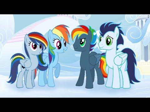 Meet the next gen-Rainbow Dash [Read Desc]