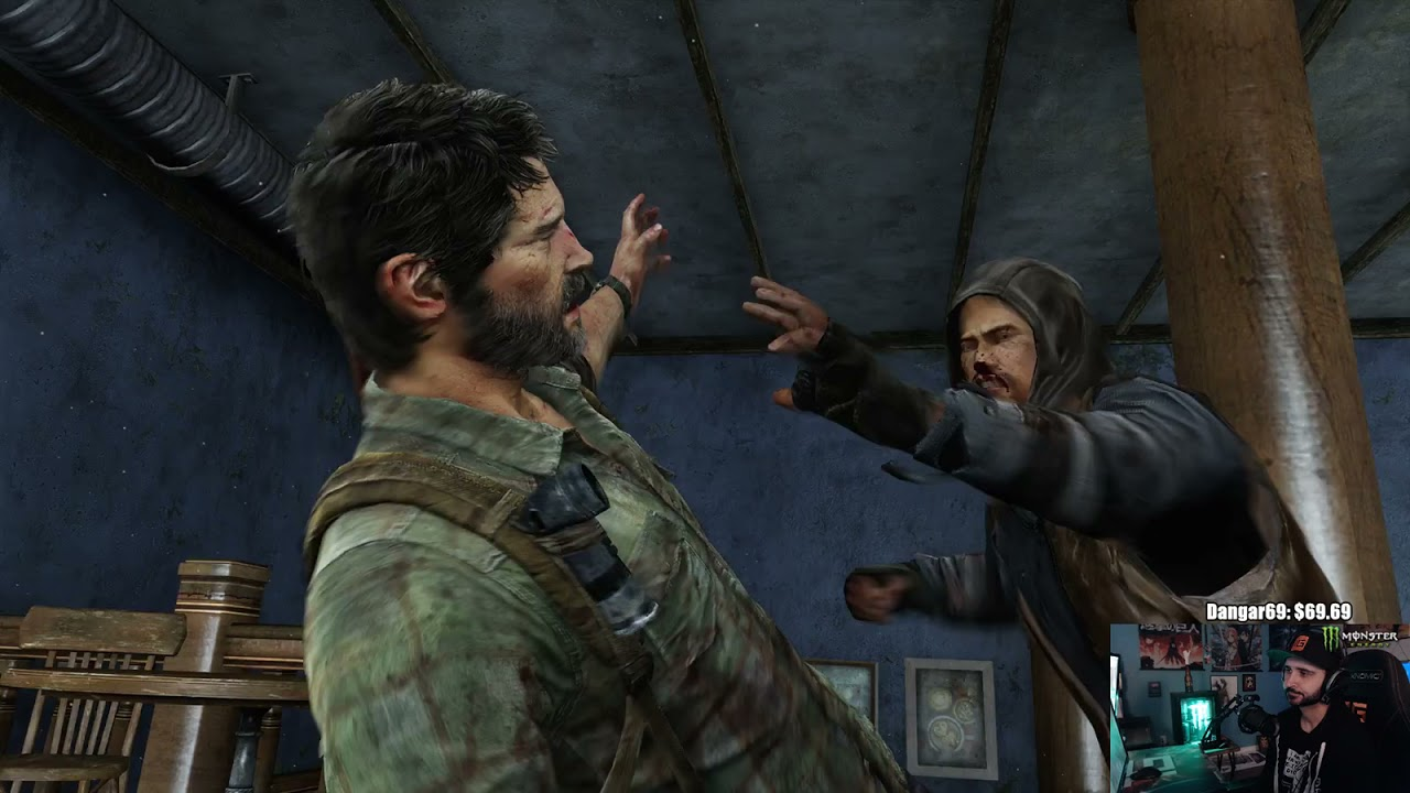 Summit1g - The Last Of Us Full Gameplay Part 3 (Grounded Difficulty)