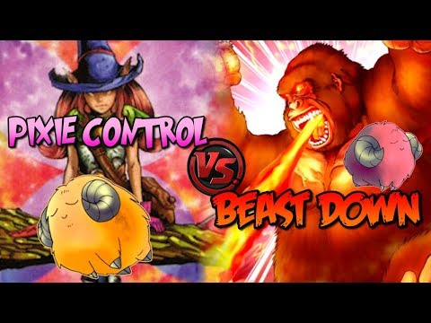 OLD SCHOOL SUNDAYS? PIXIE CONTROL VS. BEAST DOWN FUN GOAT MATCH!