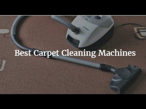 best carpet cleaners the 5 best carpet cleaning machines 12637