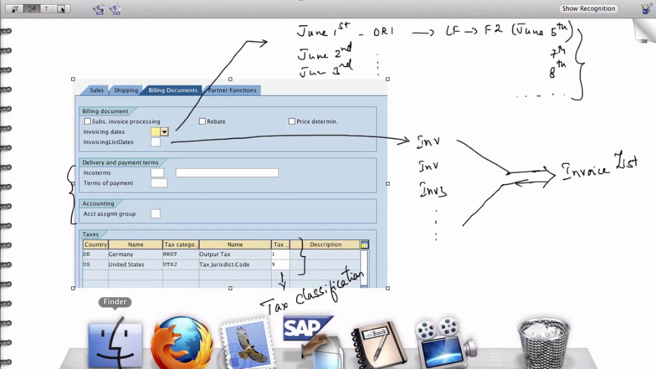 sap sd customer and material master data sd online training [ 1280 x 720 Pixel ]