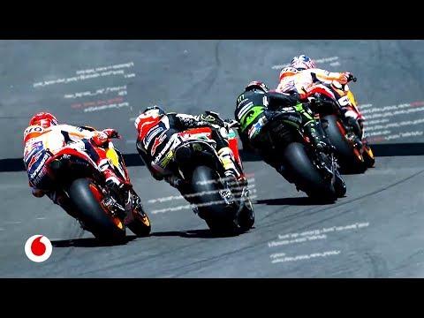 Cámaras imposibles para ver el espectáculo de MotoGP
