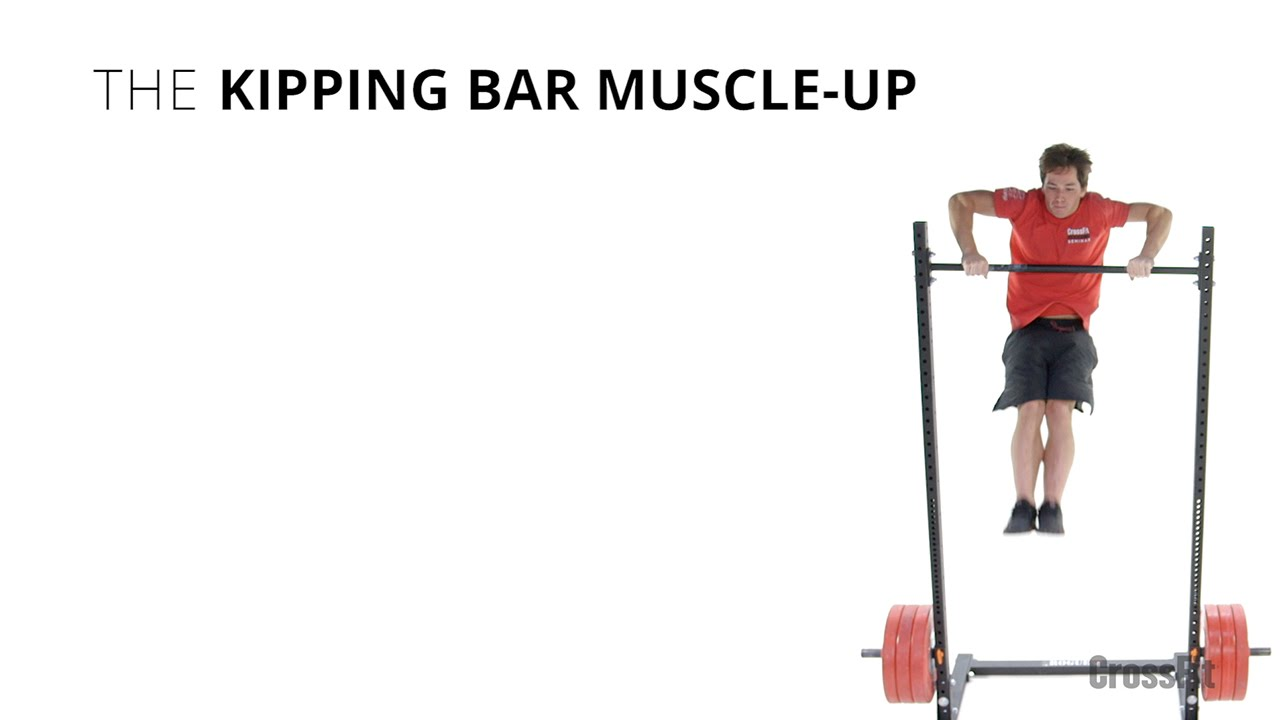 how to build a muscle up bar
