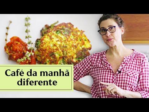 Fritata de abobrinha - Comece o dia inovando com uma receita rápida!