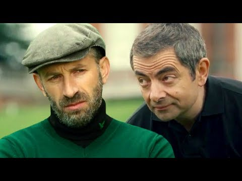A Round of Golf | Funny Clip | Johnny English Reborn | Mr Bean Official