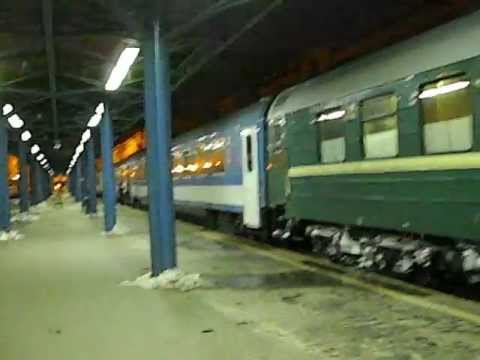 Budapest Keleti, 2013.03.15. Fast Train Beograd to Belgrade, InterCity Traianus from Bucharest