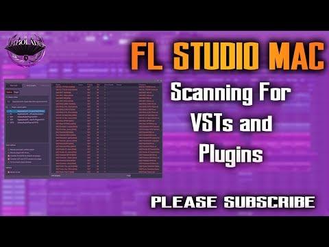How To Add Vst Plugins To FL Studio 12 Mac | Fl Plugin Scan
