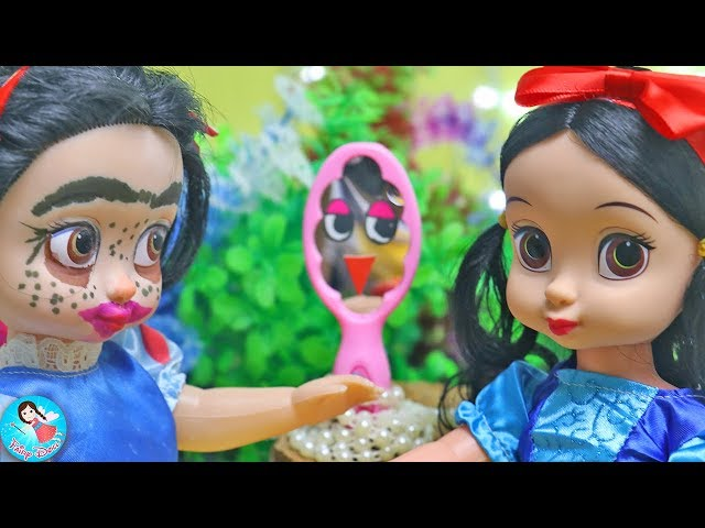 ?????????? ???????????????????????? SNOW WHITE Toys and Dolls Fun Fairy Tale