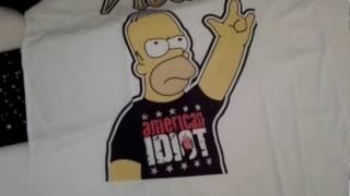 Прикольная футболка Гомер(, 2017-02-22T16:35:00.000Z)