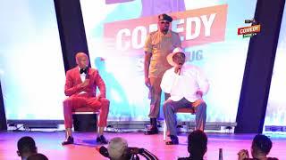 Alex Muhangi Comedy Store June 2018 - Mendo MUSEVENI