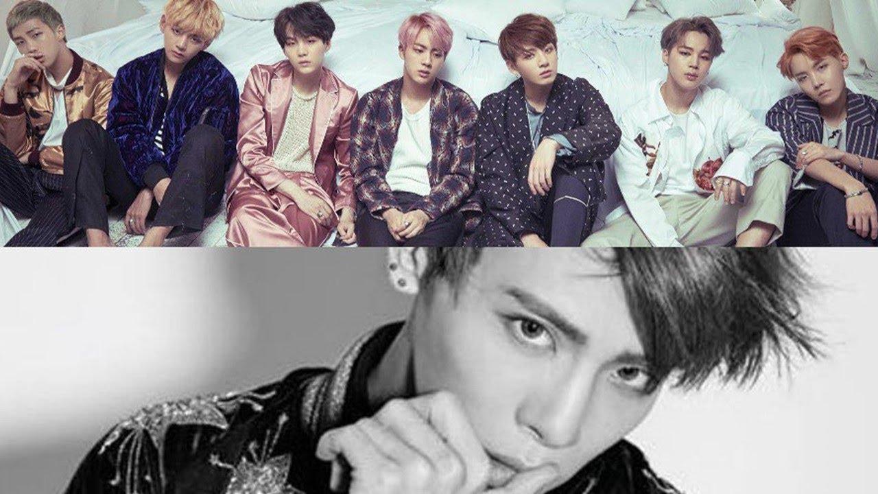 BTS Open Up On The Death Of SHINEee's Jonghyun