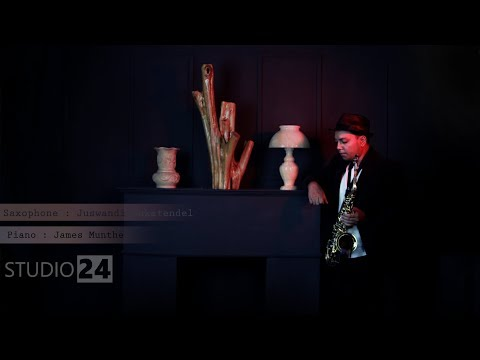 Juswandi Sukatendel - Holan Di Angan angan (Cover Saxophone)