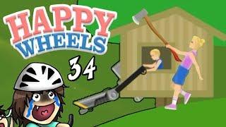 I BAMBINI SONO VIOLENTI!! - Happy Wheels [Ep.34]
