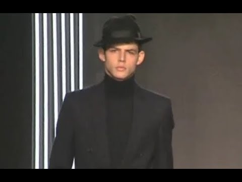 COSTUME NATIONAL Fall 2009/2010 Menswear Milan - Fashion Channel