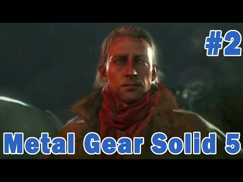 Metal Gear Solid 5: Episode 1: Phantom Limbs