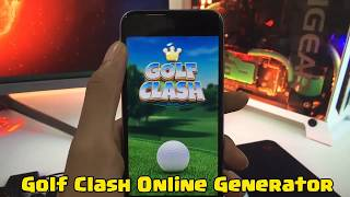 Golf Clash Hack 2017 - How To Get Free Gems & Unlimited Coins With Golf Clash Hack