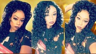 My Fav Half Wig So Far!!! | Outre Amber 26