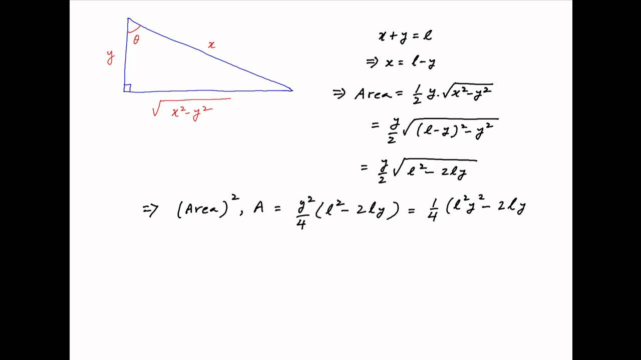Find the angle between the hypotenuse and another side of a find the angle between the hypotenuse and another side of a triangle under the following conditions ccuart Choice Image