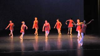 Belvoir Terrace - Summer Dance Camps - Ballet Pointe - Girls Summer Dance Camp