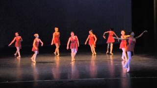 Belvoir Terrace - Summer Dance Camps - Ballet Pointe - Girls Summer Dance Camp