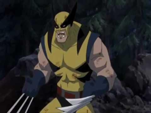 Hulk vs Wolverine (Song by Skillet- Monster)