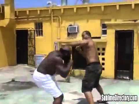 Kimbo Slice vs Chico.