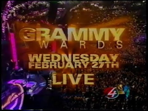 Grammy Awards Promo (2001)