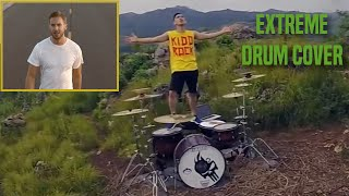 Calvin Harris - Summer ( Ikmal Tobing Extreme Drum Cover )