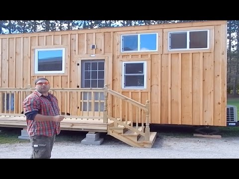 Jamaica Cottage Shop Tiny Home Tour - YouTube