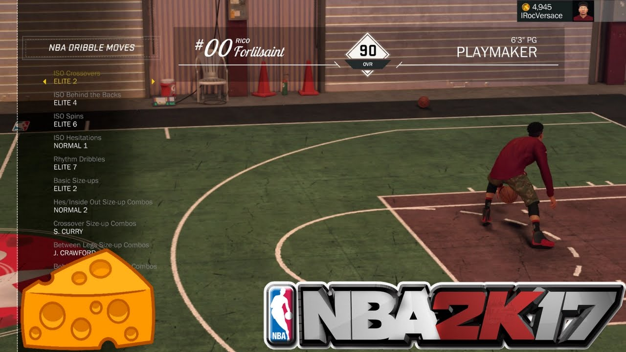 Nba 2k17 Best Dribble Moves Signature Styles Cheesiest Combos In The Game Youtube