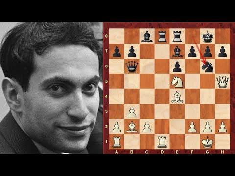 Mikhail Tal 1967-73 - World Chess Champion - Kingscrusher ...