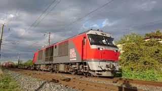 2018.5.27 貨物列車 94レ