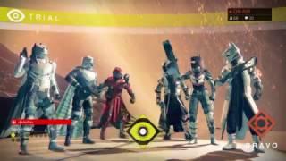 Trials of Osiris Live Black Shield | Trials After 2.5.0.2