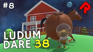 5 Great Ludum Dare 38 Games #8: Cowmets, Astromike, 6-Sided Sojourn, Yourselves & Snowglobeception