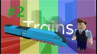 Let's Play: Roblox: Train (Classic) (Polski) #2