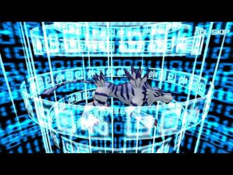 [Digimon Linkz] Garurumon Evolution WereGarurumon ...